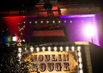 Parisian Burlesque Theme - Sydney Prop Specialists