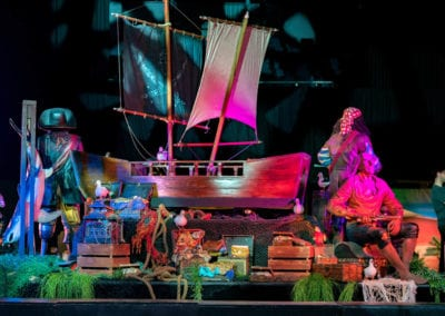 Peter Pan Theme - Sydney Prop Specialists