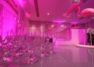 Pink Flamingo Theme - Sydney Prop Specialists