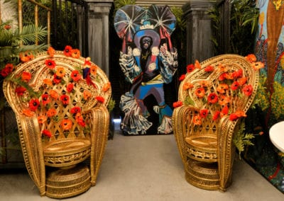 Rio Carnival Theme - Sydney Prop Specialists