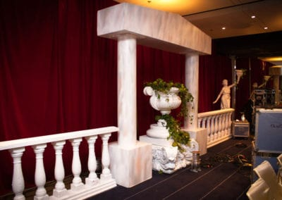 Rome Theme - Sydney Prop Specialists