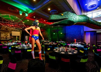 Super Hero Theme - Sydney Prop Specialists