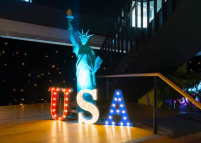 USA Theme - Sydney Prop Specialists