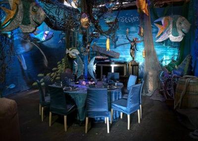 Underwater Theme - Sydney Prop Specialists