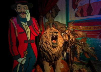 Vintage Circus Theme - Sydney Prop Specialists