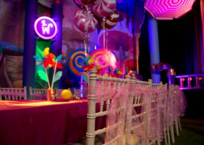 Willy Wonka Theme - Sydney Prop Specialists