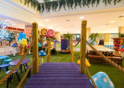 Willy Wonka Theme - Sydney Prop Specialists