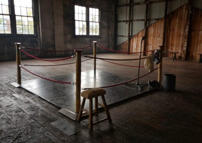 Boxing Gymnasium Theme - Sydney Prop Specialists