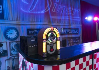 Diner Theme - Sydney Prop Specialists