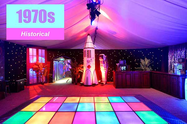 1970s Theme - Historical Themes -  Sydney Prop Specialists
