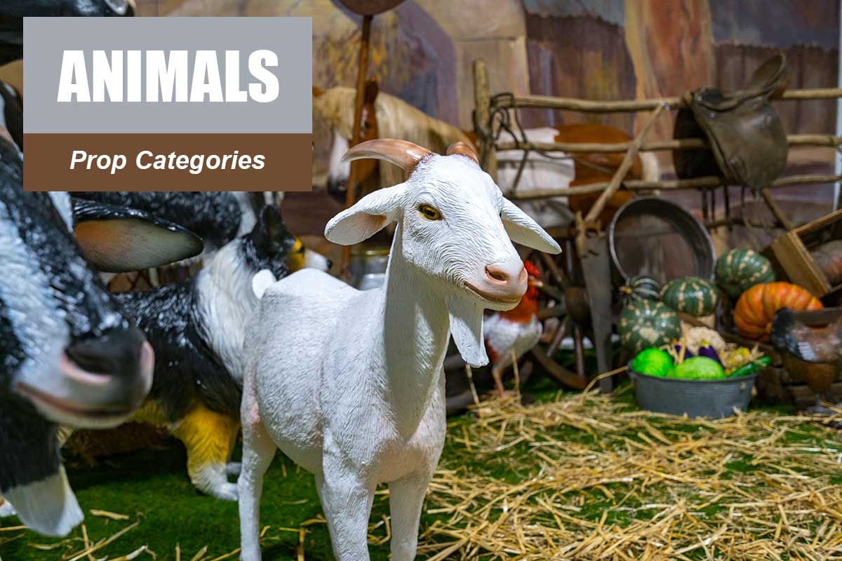 Animal Props -  Sydney Prop Specialists