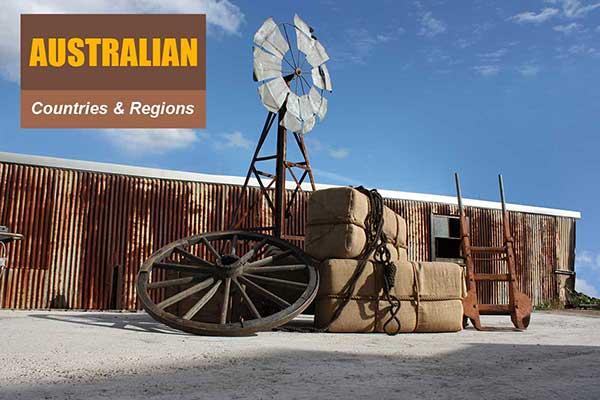 Australian Theme - Sydney Prop Specialists