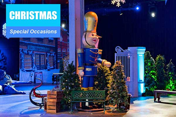 Christmas Theme - Special Occasion Themes -  Sydney Prop Specialists