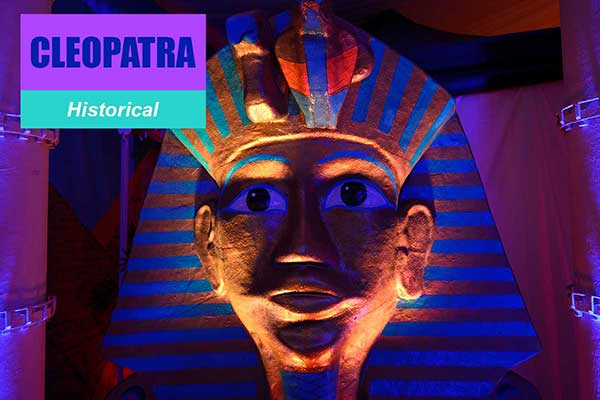 Cleopatra Theme - Historical Themes -  Sydney Prop Specialists