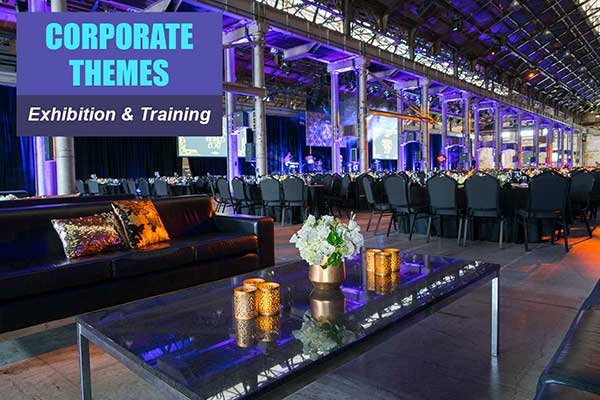Corporate Themes at Sydney Prop Specialists
