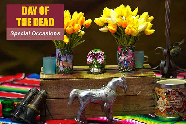 Day of the Dead Theme - Special Occasion Themes -  Sydney Prop Specialists