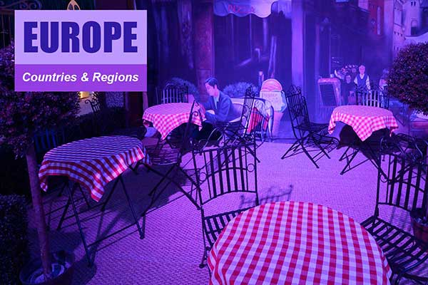 Europe Theme - Sydney Prop Specialists