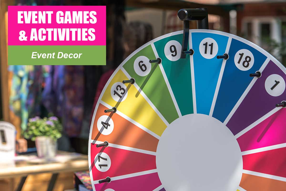 Games and Activities -  Sydney Prop Specialists