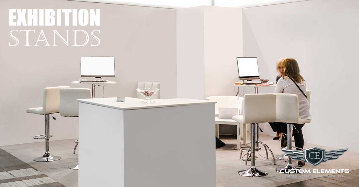Exhibition Stands - Custom Elements