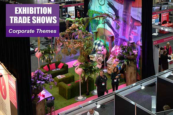 Exhibition and Trade Show Themes - Sydney Prop Specialists