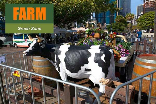 Farm Theme - Green Zone Themes -  Sydney Prop Specialists