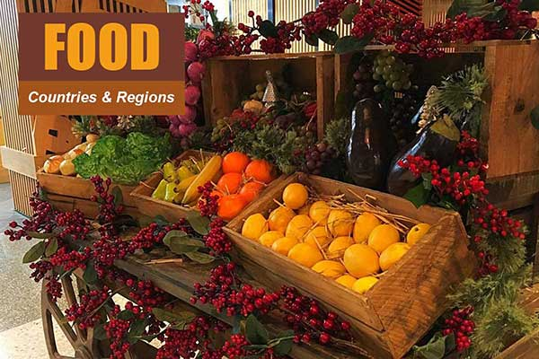 Food Theme - Sydney Prop Specialists