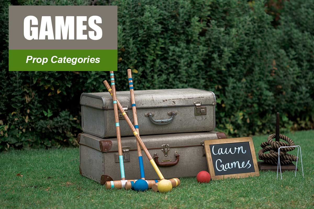 Event Games and Activities -  Sydney Prop Specialists