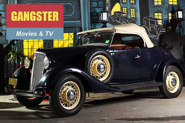 Gangster Theme - Movie and TV Themes -  Sydney Prop Specialists