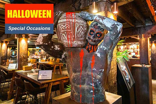 Halloween Theme - Special Occasion Themes -  Sydney Prop Specialists
