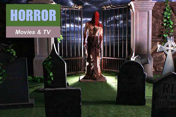 Horror Theme - Movie and TV Themes -  Sydney Prop Specialists