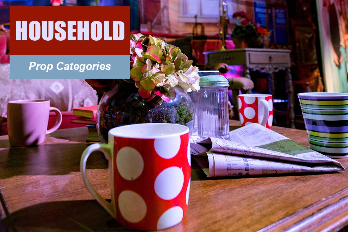 Household Props -  Sydney Prop Specialists