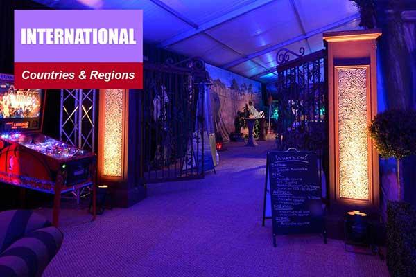 International Theme - Sydney Prop Specialists