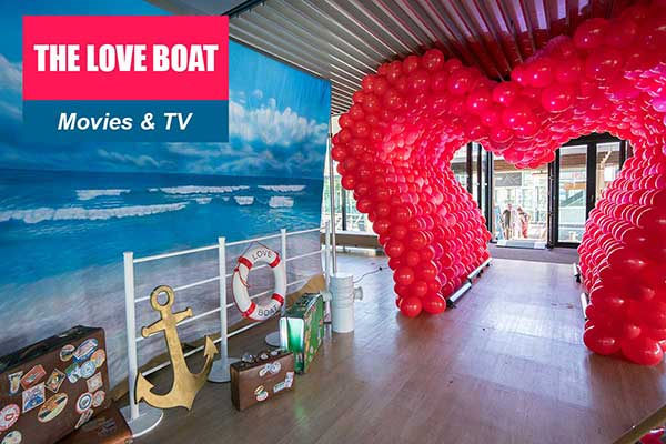 The Love Boat Theme - Movie and TV Themes -  Sydney Prop Specialists