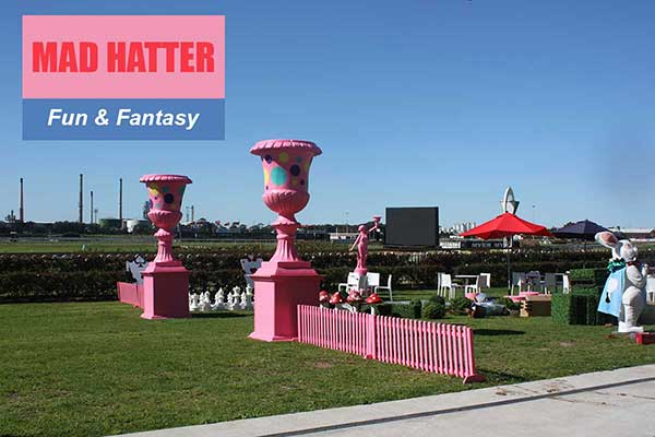 Mad Hatter Theme - Fun and Fantasy Themes - Sydney Prop Specialists