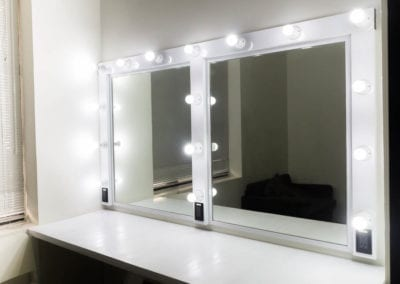 Makeup Mirrors - Sydney Prop Specialists