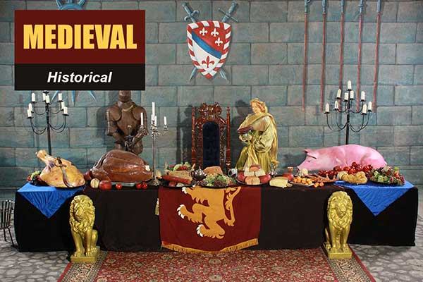 Medieval Theme - Historical Themes -  Sydney Prop Specialists