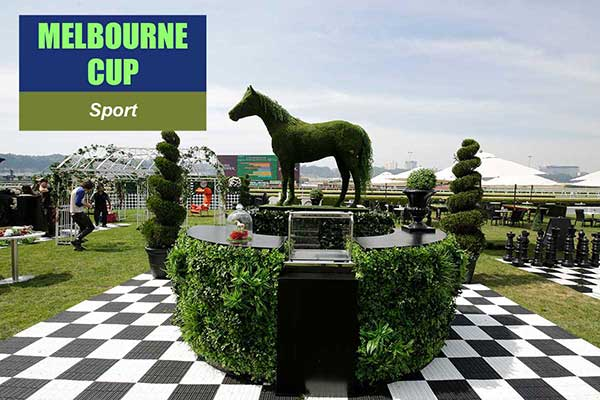 Melbourne Cup Theme - Sports Themes -  Sydney Prop Specialists