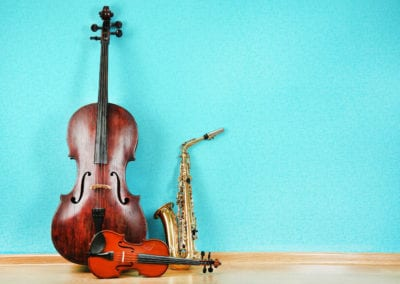 Musical Instruments - Sydney Prop Specialists