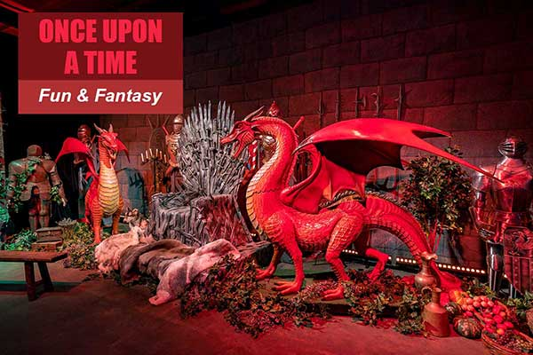 Once Upon a Time Theme - Fun and Fantasy Themes - Sydney Prop Specialists