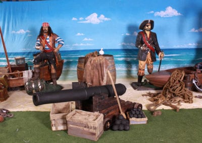 Pirate Theme - Sydney Prop Specialists