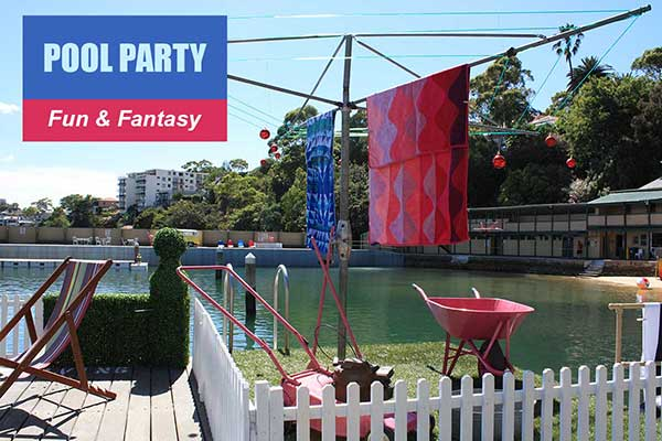 Pool Party Theme - Fun and Fantasy Themes - Sydney Prop Specialists