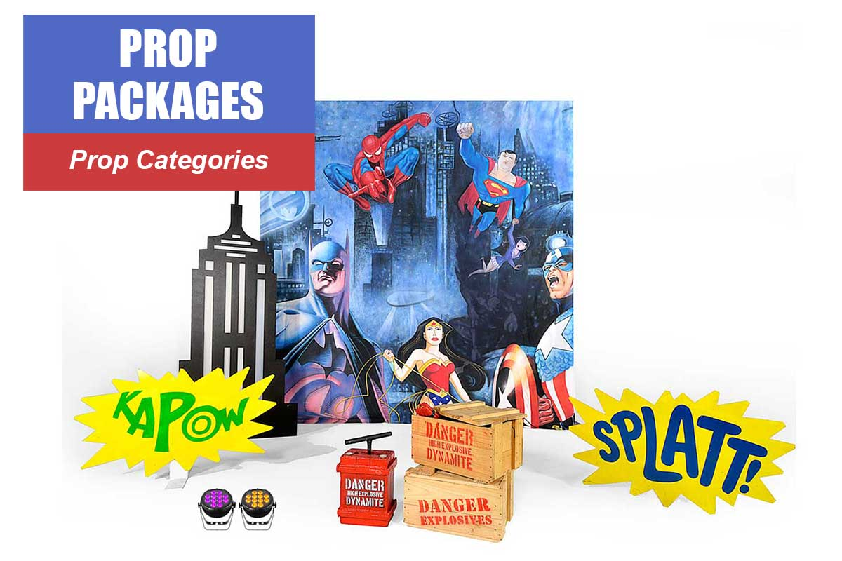 Prop Packages -  Sydney Prop Specialists