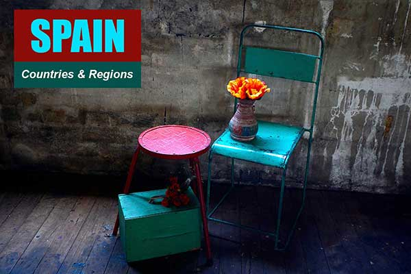 Spain Theme - Sydney Prop Specialists