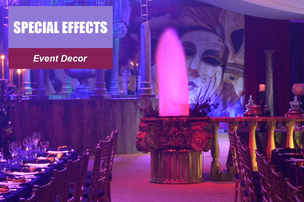 Special Effects  -  Sydney Prop Specialists