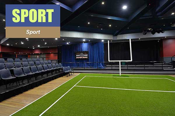 Sporting Theme - Sports Themes -  Sydney Prop Specialists