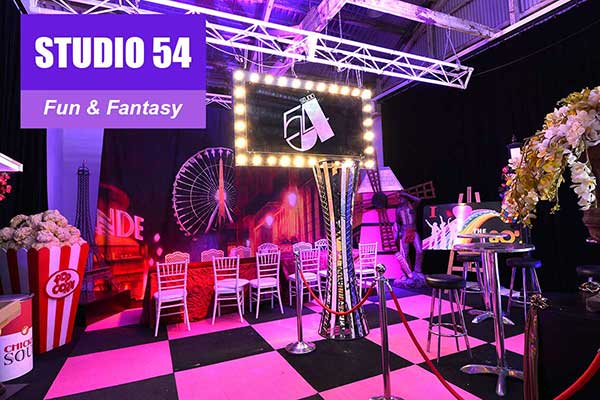 Studio 54 Theme - Fun and Fantasy Themes - Sydney Prop Specialists