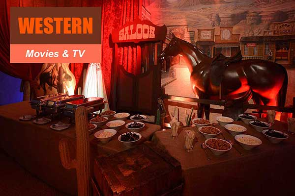 Western Theme - Movie and TV Themes -  Sydney Prop Specialists