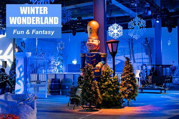 Winter Wonderland Theme - Fun and Fantasy Themes - Sydney Prop Specialists