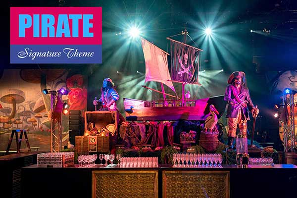 Pirate Theme - Signature Themes - Sydney Prop Specialists