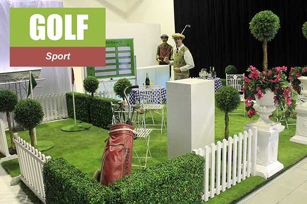 Golf Theme - Sports Themes -  Sydney Prop Specialists